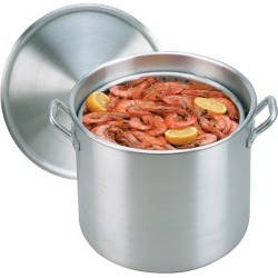 King Kooker Aluminum Pot, 60 Qt.