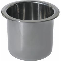 "Stainless Steel Drink Holder, 3"""