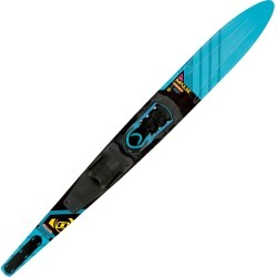 O'Brien Impulse Slalom Waterski w/X-9 Adjustable Binding And Rear Toe Plate found on Bargain Bro Philippines from Gander Mountain for $284.99