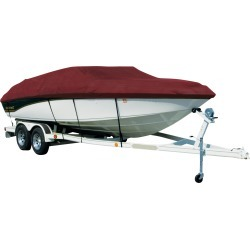 Covermate Sharkskin Plus Exact-Fit Cover for Bayliner Capri 185 Capri 185 Br W/Mt1 Tower Covers Ext Platform I/O. Burgun found on Bargain Bro from Gander Mountain for USD $358.71