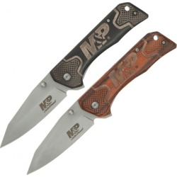 Smith & Wesson M & P Liner-Lock Knife Combo Pack found on Bargain Bro India from Gander Mountain for $33.24