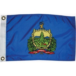 Vermont State Flag, 12