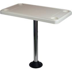 DetMar Rectangular Surface Mount Table Kit