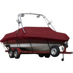 Sunbrella Cover For Bayliner Capri 185 Br Xt W/Xtreme Tower Covers Ext Platform found on Bargain Bro from Gander Mountain for USD $536.55