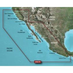 Garmin BlueChart g2 HD Cartography, California - Mexico found on Bargain Bro from Gander Mountain for USD $113.99