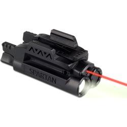 LaserMax Spartan Light & Red Laser