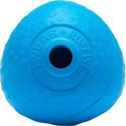 Ruffwear Huckama Rubber Throw Toy, Blue