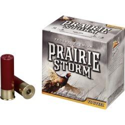 "Federal Premium Prairie Storm FS Steel Ammo, 12 Gauge, 3"", 1-1/8 oz, #3"