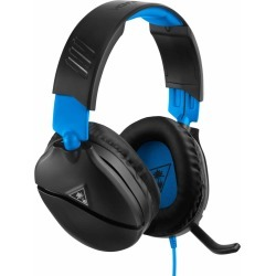 Turtle Beach Recon 70P Gaming Headset Black/Blue (PS4/PC/Xbox One/Nintendo Switch)
