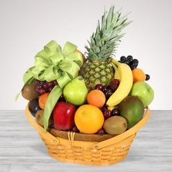 All Fruit Basket - Same Day Delivery - Signature