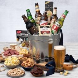 Beer Sampler found on Bargain Bro India from gourmetgiftbaskets.com for $79.99