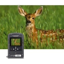 Portable MMS GSM Wildlife Hunting Camera 12MP HD Digital Infrared Scouting Trail Camera 940nm IR LED Video Recorder Rain-proof found on Bargain Bro India from tomtop for $19.34