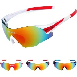 Men Women Outdoor Windproof Motorcycle Cycling Glasses UV Protection found on Bargain Bro India from tomtop for $0.69