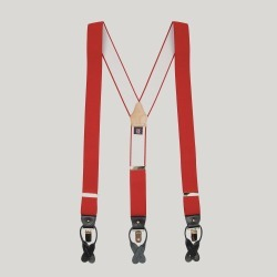 Red 2 In 1 Braces found on Bargain Bro UK from harvieandhudson.com