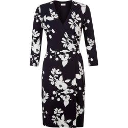 Delilah Wrap Dress Navy Multi found on Bargain Bro UK from Hobbs