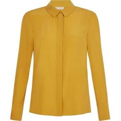 Odette Silk Shirt Mustard found on Bargain Bro UK from Hobbs