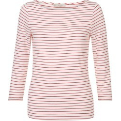 Striped Sonya Top Ivory Red found on Bargain Bro UK from Hobbs