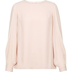 Gina Top Pale Pink Ivory found on Bargain Bro UK from Hobbs