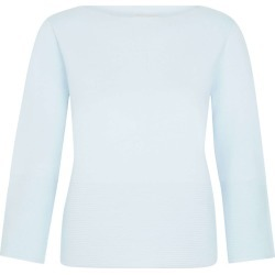 Logan Sweater Pale Blue found on Bargain Bro UK from Hobbs