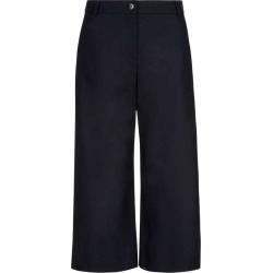 Callie Crop trousers Navy found on Bargain Bro UK from Hobbs