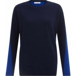 Megan Wool Cashmere Sweater Navy Cobalt found on Bargain Bro UK from Hobbs