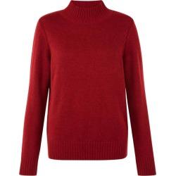 Freda Merino Wool Blend Sweater Berry found on Bargain Bro UK from Hobbs