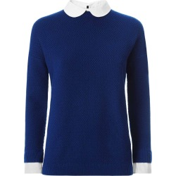 Chelsey Sweater French Blue found on Bargain Bro UK from Hobbs