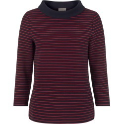 Coleta Top Navy Red found on Bargain Bro from Hobbs for £23