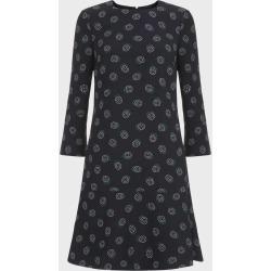 Natalia Dress Navy Multi found on Bargain Bro UK from Hobbs