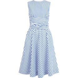 Twitchill Dress Blue White found on Bargain Bro UK from Hobbs