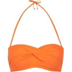 Amelia Bikini Top Mango Orange found on Bargain Bro UK from Hobbs