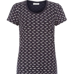 Bella Dog Top Pj Navy Multi found on Bargain Bro UK from Hobbs