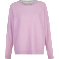Georgia Wool Cashmere Sweater Lilac Grey found on Bargain Bro UK from Hobbs