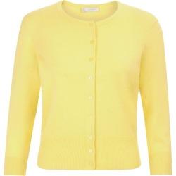 Evie Cardigan Sunshine Yellow found on Bargain Bro UK from Hobbs