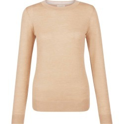 Penny Merino Wool Sweater Camel found on Bargain Bro UK from Hobbs