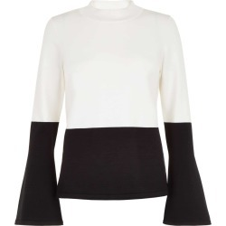 Kia Sweater Black White found on Bargain Bro UK from Hobbs