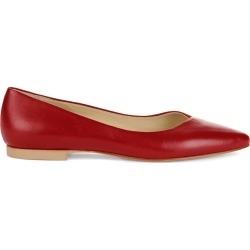 Emily Flat Scarlet Red 37 found on Bargain Bro UK from Hobbs