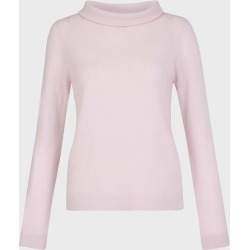 Audrey Wool Cashmere Sweater Pastel Pink found on Bargain Bro UK from Hobbs