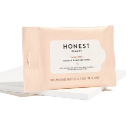 Honest Beauty Makeup Remover Wipes, 7 Count