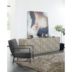 Linea 5-Door Entertainment Console found on Bargain Bro India from horchow.com for $4209.00