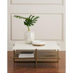 Edwin Square Coffee Table
