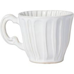 Incanto Stone White Stripe Mug found on Bargain Bro India from horchow.com for $50.00