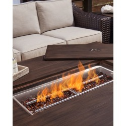 Brannon Outdoor Fire Pit