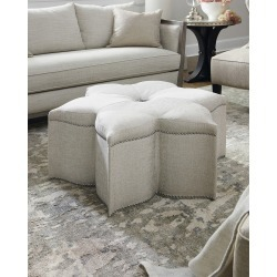 Star of the Show Ottoman found on Bargain Bro from horchow.com for USD $926.44