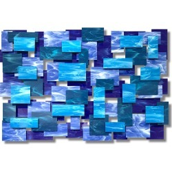 Cascade Wall Sculpture found on Bargain Bro India from horchow.com for $9500.00