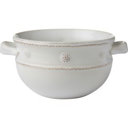 Berry & Thread Handled Soup Bowl found on Bargain Bro India from horchow.com for $44.00