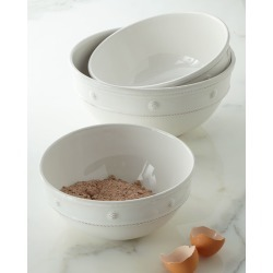 Berry & Thread Mixing Bowls, 3-Piece Set found on Bargain Bro India from horchow.com for $175.00