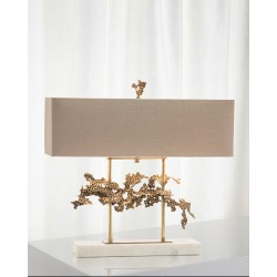 Sculpted Aperture Table Lamp found on Bargain Bro India from horchow.com for $1130.00