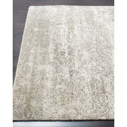 Swann Hand-Knotted Rug, 6' x 9' found on Bargain Bro India from horchow.com for $2999.00