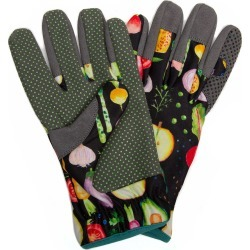 Radish & Root Garden Gloves - Large found on Bargain Bro India from horchow.com for $48.00